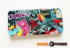 Etui iPhone 5/5s - Stickerbomb 2