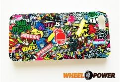 Etui iPhone 5/5s - Stickerbomb 3