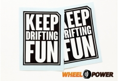 Keep drifting fun - 10 cm