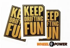 Keep drifting fun - 10 cm