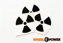 Radioactive - 6 cm