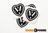 VW LOVE - 6 cm