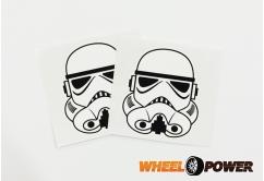 Stormtrooper facet - 8 cm