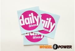 Daily Driven - 8 cm