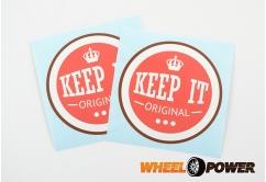 Keep it original - 8 cm