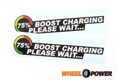Boost charging - 15 cm