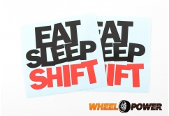 Eat Sleep Shift - 10 cm