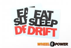 Eat Sleep Drift - 10 cm