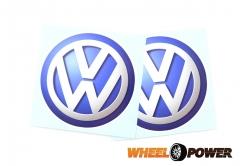 VW LOGO - 8 cm