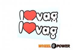 I love VAG - 10 cm