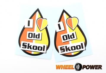 I LOVE OLD SKOOL - WAKABA SENIOR