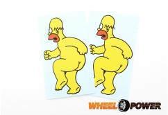 Homer Simpson - 12 cm