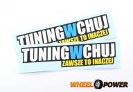 Tuning w chuj - 15 cm