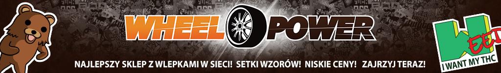 Wheel Power - Najlepszy sklep z naklejkami, wlepkami, stickerami na samoch�d.